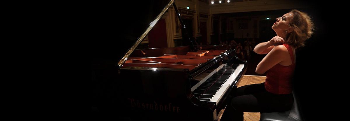 Concert Pianist | New York | Karine Poghosyan